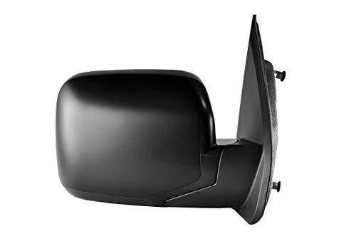 Passenger Side Textured Side View Mirror for 2009-2015 Honda Pilot