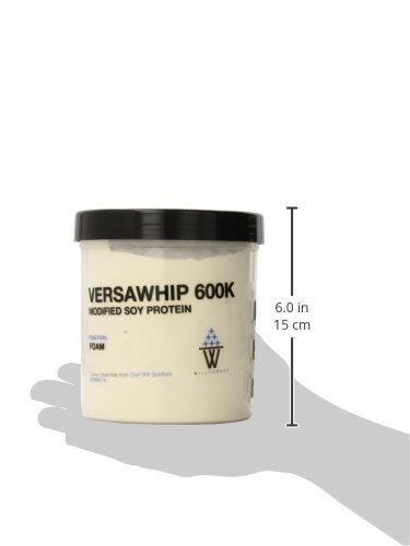 WillPowder Versawhip 600K, Foam Function,  16-Ounce  Jar by WillPowder (Image #4)