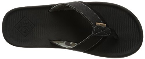 Mens Freewaters Flop Flip Grey Black Freewaters Logan Mens qqzwSgE
