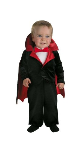 [L' Vampire Costume - Infant Costume] (Toddler Vampire Halloween Costumes)