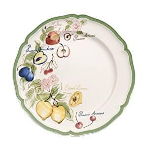 VILLEROY & BOCH French Garden Arles Dinner plate (Dinner Boch Garden French)