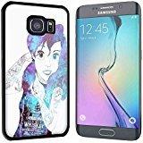 ariel little mermaid hipsters galaxy for Samsung S6 Edge ...