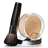 Mary Kay Mineral Powder Foundation + Brush ~ Beige 1