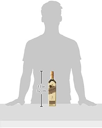 Johnnie Walker Gold Label Reserve Limited Edition Blended Scotch Whisky - 700 ml