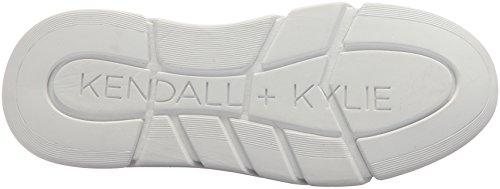 Sneaker Caleb Kendall + Kylie Womens Black & White