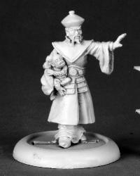 Reaper Miniatures 50170 Chrono Xiang Lung, Chinese Villian