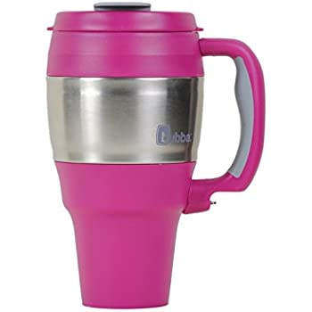 Amazon Com Bubba Keg 34 Oz Travel Mug Pink Large Travel