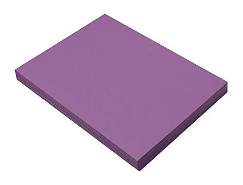 (SunWorks Construction Paper, Violet,  9