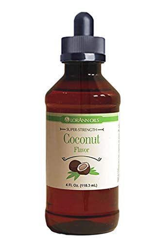 Coconut Flavoring LorAnn Dropper Bundle