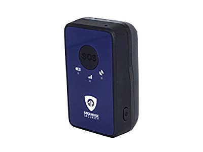 Spark Nano 5.0 VERIZON Network, Mini Portable GPS Tracker / Covert, Vehicle & Personal Tracking with Real Time tracking BY BrickHouse Security by BrickHouse Security