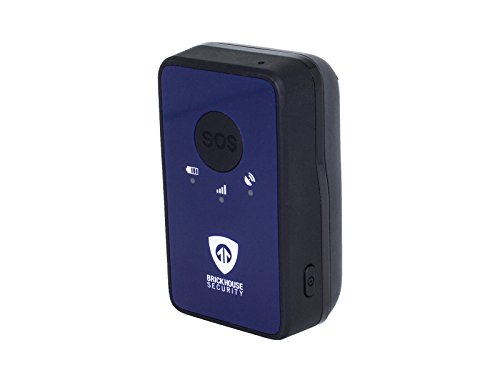 BrickHouse Security GPS-SN5 Spark Nano 5.0 on VERIZON Real Time Mini Portable GPS Fleet / Vehicle Tracking Device (Nano - Security Systems Guard Carts Tech