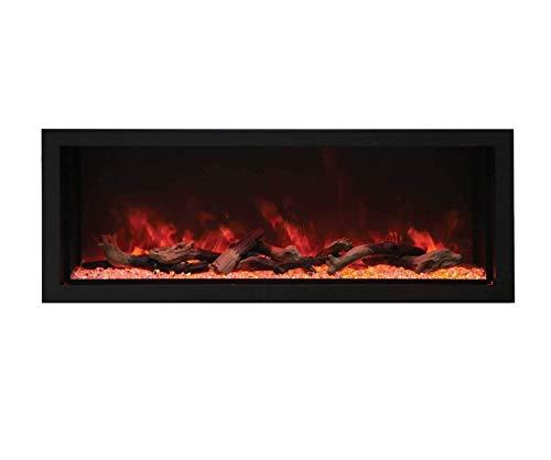 Cheap Amantii Panorama Extra Tall BI-60-DEEP-XT Electric Fireplace - 12