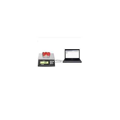 Balanza muy práctica y multifuncional con conexión USB opcional. Modelo RZ-15.: Amazon.es: Bricolaje y herramientas