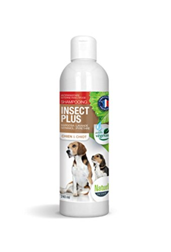 Naturlys Shampooing insect plus chien et chiot 140 ml Naturly' s Octave