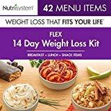 Nutrisystem Flex 14 Day Weight Loss Kit