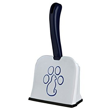 Trixie Litter Scoop with Holder Large - A high quality, stylish way to have your scoop stored