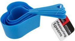 Heart-Shaped Measuring Cups Set (Sold by 1 pack of 12 items) PROD-ID : 1865863