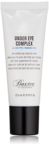 Super Shape (Baxter of California Line Reducing Under Eye Cream, Depuffs and Smooths Wrinkles, All Skin Types, 0.75 fl. oz.)