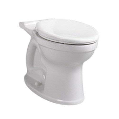 (American Standard 3195A101.020 Champion PRO Right Height Elongated Toilet Bowl, White)