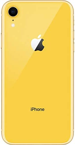 Apple iPhone XR, 64GB, Yellow - For Sprint (Renewed)