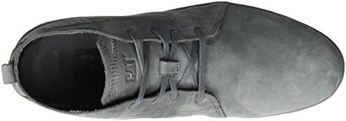 Miel Castlerock Sneakers Hautes Quell Mens Homme Caterpillar Gris ZBxnvIgqWw