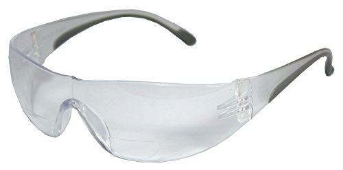 Bifocal Reading Glasses, +1.25, - Clear Bifocal Glasses Reading