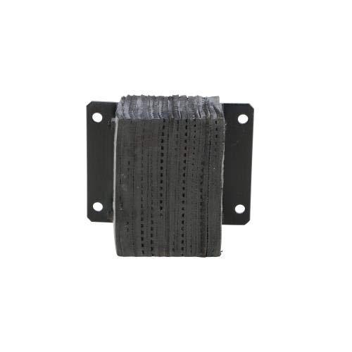 Vestil 1212-6, Type A Laminated Dock Bumper Projection (Pack of 3 pcs)