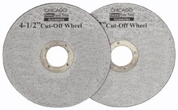4-1/2 in. Cut-Off Wheels for Masonry 10 Pc