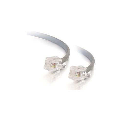 Cable 2 go - 8133 - c2g modular - phone cable - rj-12 (m) - rj-12 (m)