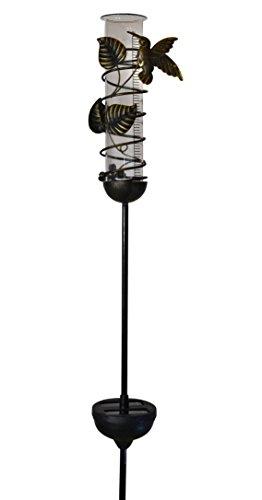 Moonrays 95074 Powered Hummingbird LightBronze