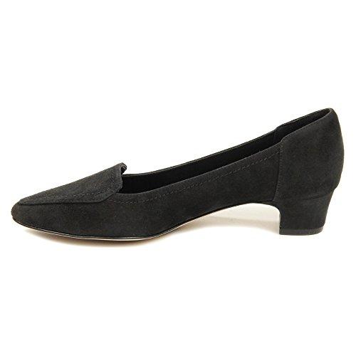 Alta Women's Black VANELi Suede Pumps Shoes Bw5xdI0x