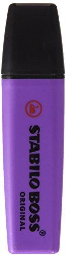 Stabilo Boss 70/55 leuchtlavendel wiederbefüllbarer Textmarker