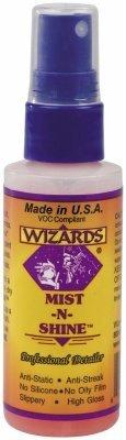 Shine Professional Detailer (Wizards Mist-N-Shine Professional Detailer - 2oz. 01218)