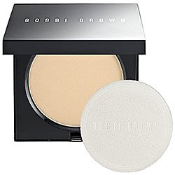 Bobbi Brown Sheer Finish Pressed Powder Color Pale Yellow (Quantity of 1)