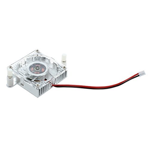 TOOGOO(R) 40mm 2 Pin Video Graphics VGA Card GPU Cooler Cooling Fan Heatsink by TOOGOO(R) (Image #2)