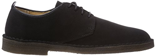 Clarks Men's London Oxford Shoe Black Desert gaTr0Pg