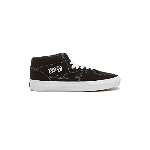 Vans Unisex Shoes Half Cab Skate Sneakers Men Women Black