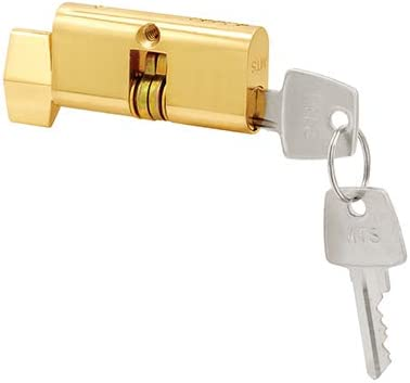 K5081 Mortice Lock Brass,No K 5081 PRIME LINE PRODUCTS