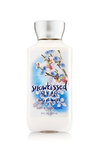 Bain & Body Works Shea & vitamine E Lotion Snowkissed sucre
