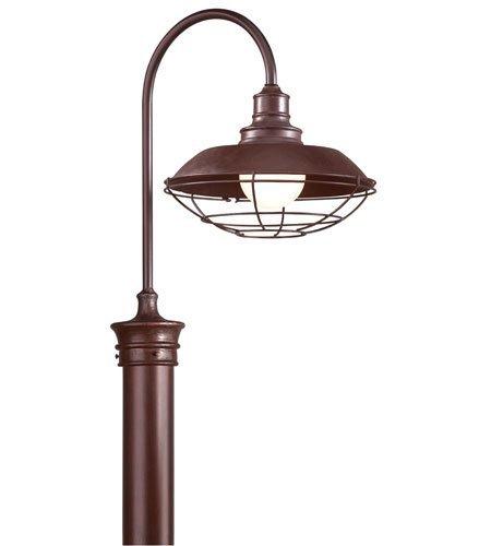 Circa 1910 Outdoor Lighting in US - 7