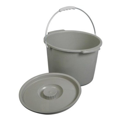 Medline MDS80306BH Commode Buckets