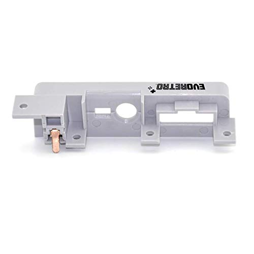 Power Input DC Jack Replacement Panel for SNES Super Nintendo by EVORETRO