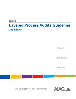 Cqi-8 : Layered Process Audit Guideline, 2nd Edition