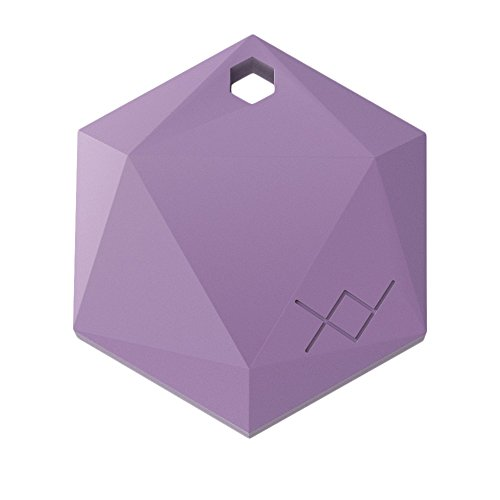 Xy Find It  Xy2 Second Generation Bluetooth Item Finder For Ios And Android   Amethyst