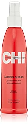 Chi 44 Iron Guard Thermal Iron Guard Protection Spray for Unisex, 8 Ounce