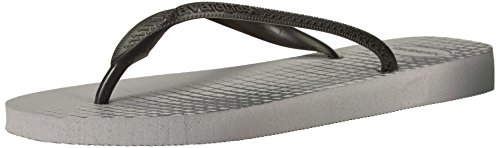 Havaianas Men's Top Basic Sandal, Ice Grey 43/44 BR (11/12 M US)