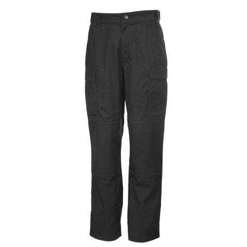 (5.11 Taclite TDU Pants, Black, Large/Regular)