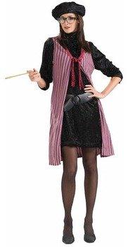 Beatnik Chick Costume Adult Std