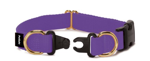 Picture of Premier Keep Safe Collar, Medium, 3/4-Inch, Deep Purple