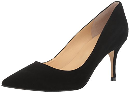 Ivanka Trump Women's Boni7 Pump, Black Suede, 8.5 M US